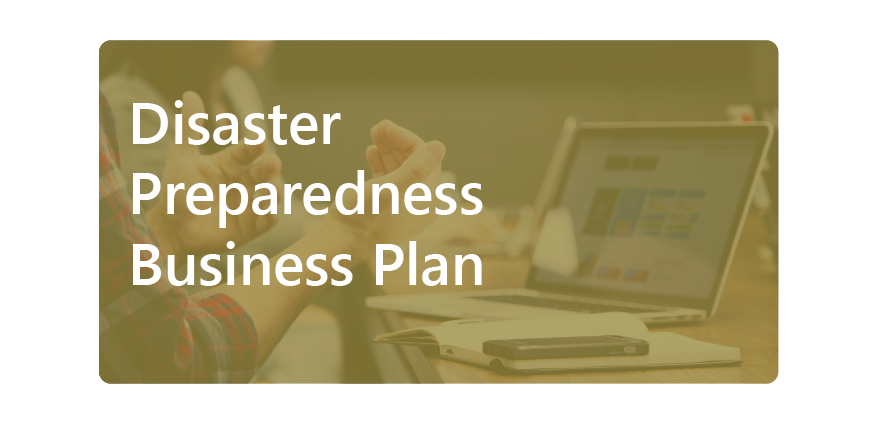 Disaster Recovery Business Plan